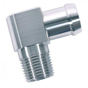 Performance Stainless Steel 90 degree Heater Hose Fitting