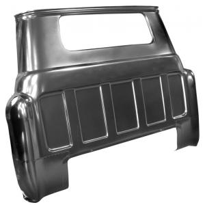Rear Small Window Cab Panel - 55-59 Chevy Pickup