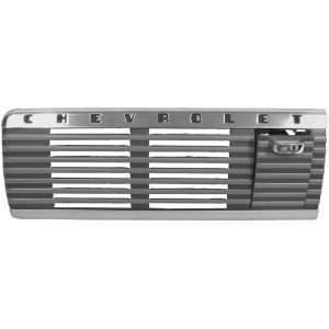 Dash Speaker Grill w/ Ash Tray - 47-53 Chevy Pickup