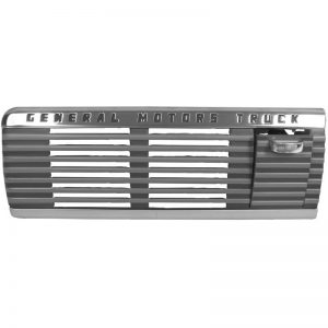 Dash Speaker Grill w/ Ash Tray - 47-54 Chevy Pickup
