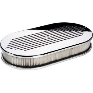 Billet Specialties Ball Milled Oval Air Cleaner