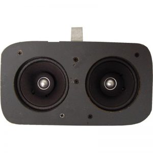 Dual Front Speakers - 60-63 Chevy & GMC Pickup