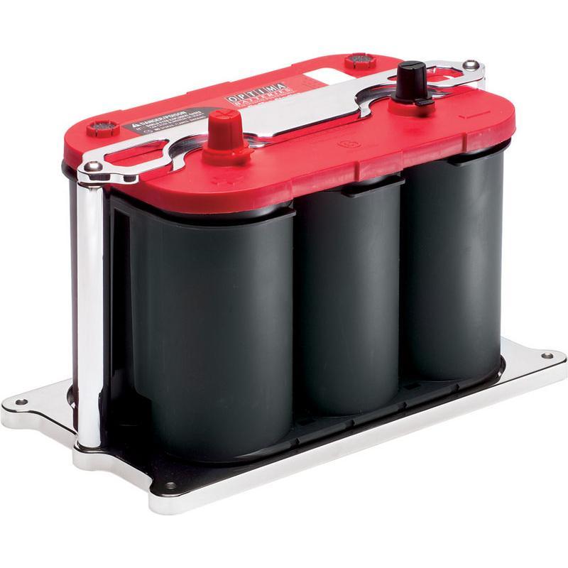 Billet Specialties Optima Battery Mount