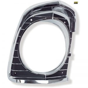 Headlight Bezel - 67 Nova