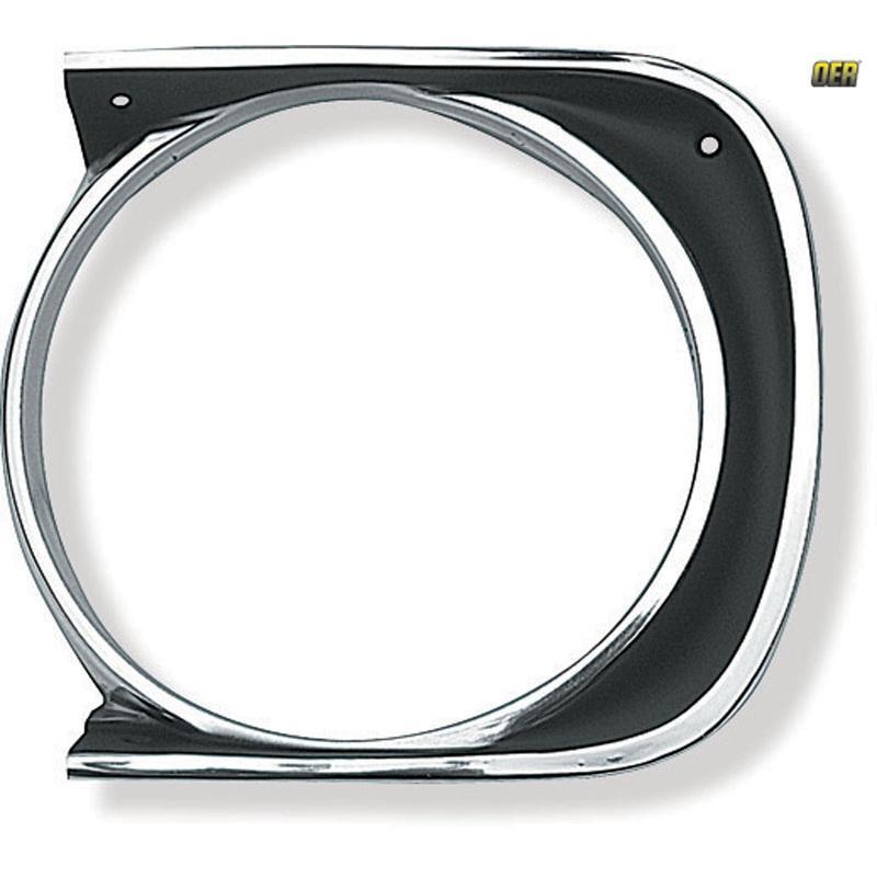 Headlight Bezel - 67 Camaro