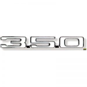 Front Fender Emblem - 68 Camaro w/ 350