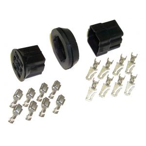 Electrical Bulkhead Connector Kit - 8 Wire