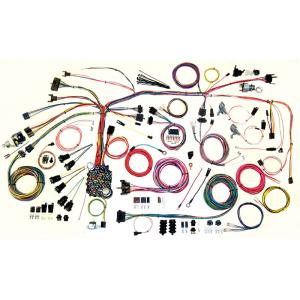 American Autowire Classic Update Series Harness - 67-68 Firebird