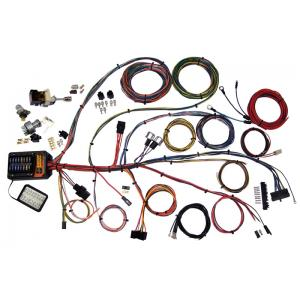 American Autowire Builder Series 19 Wiring Harness