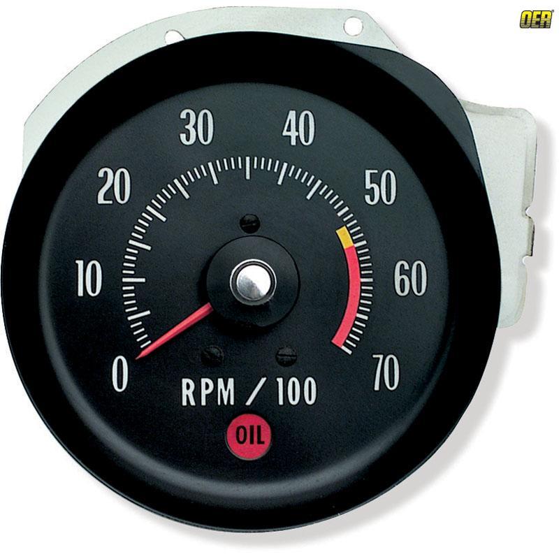 Tachometer - 68-72 Chevelle