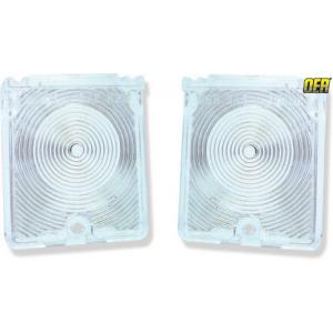 Back-up Light Lens - 66-67 Nova