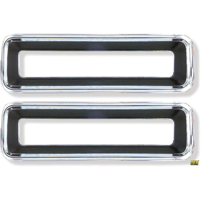 Tail Light Bezel - 67 Camaro