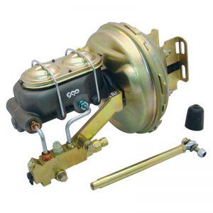 Power Brake Booster Kit - 60-66 Chevy & GMC Pickup