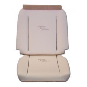 American Cushion Bucket Seat Foam - 64-65 Chevelle & El Camino, 65 Nova
