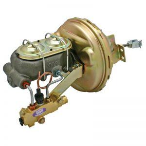 Power Brake Booster Kit - 64-72 Chevelle