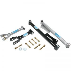 CPP Totally Tubular Rear Trailing Arm Kit - 64-72 Chevelle