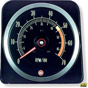 Tachometer - 69 Camaro SS 350