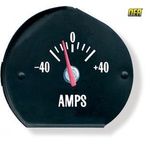 Amp Gauge - 68-72 Chevelle