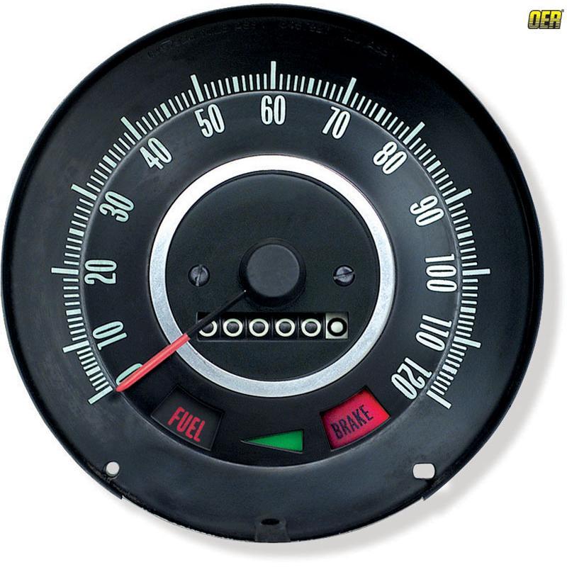 Speedometer - 67 Camaro