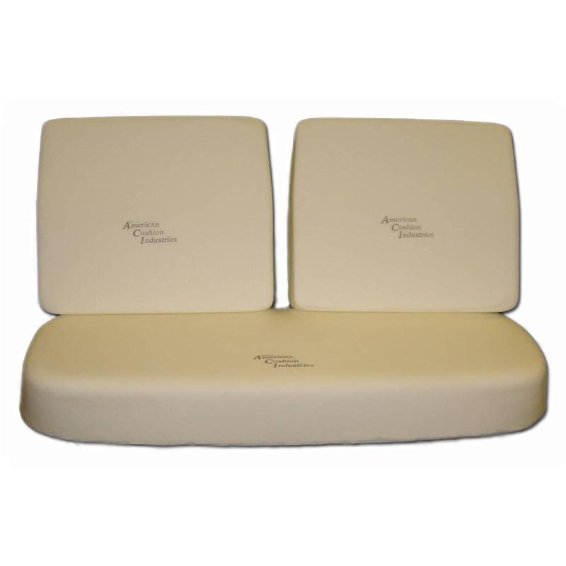 American Cushion Bench Seat Foam - 64-70 Chevelle & El Camino, 64-70 Nova