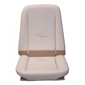 American Cushion Bucket Seat Foam - 66-70 Chevelle & El Camino, 66-70 Nova