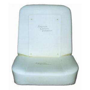 American Cushion Bucket Seat Foam - 67-68 Chevy & GMC Pickup