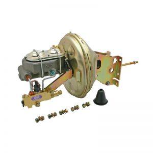 Power Brake Booster Kit - 67-72 Chevy & GMC Pickup
