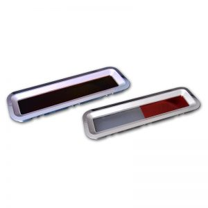 Marquez Design Billet Tail Lights - 67 Camaro