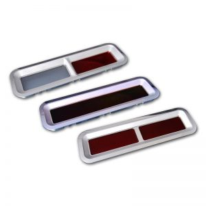 Marquez Design Billet Tail Lights - 68 Camaro