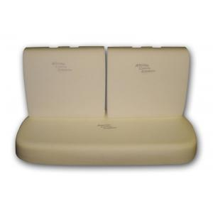 American Cushion Bench Seat Foam - 71-72 Chevelle & El Camino, 71-72 Nova