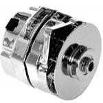 Tuff Stuff Polished Aluminum GM Alternator
