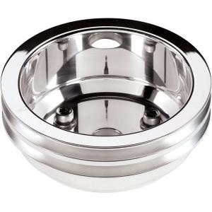 Billet Specialties Crank Pulleys - Chevy Big Block