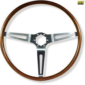 Steering Wheel - Walnut Wood - 67-69 Camaro