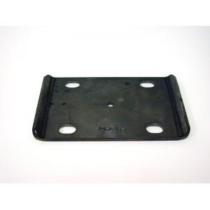"""Ridetech Large U-Bolt Plate for 3"""" Axle Tube"""