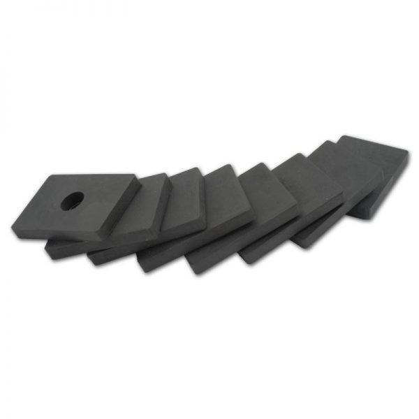 Bed Mounting Pads - 54-72 Chevy & GMC Pickup 1