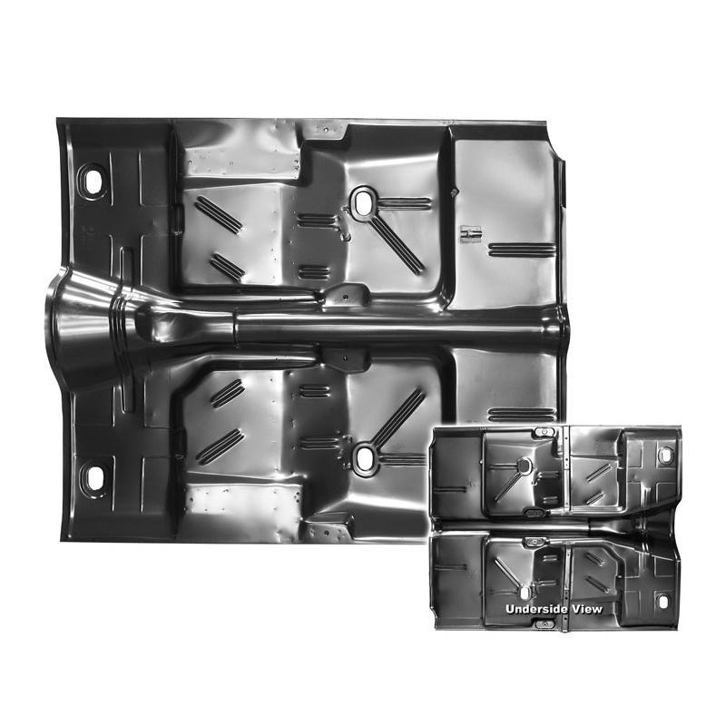 Complete Floor Pan - 62-67 Nova