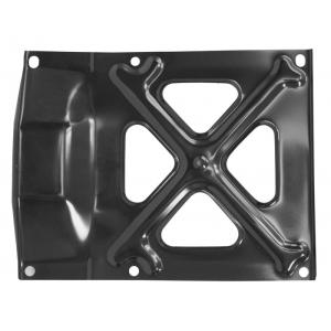 Transmission Tunnel Reinforcement Plate - 67-69 Camaro Convertible