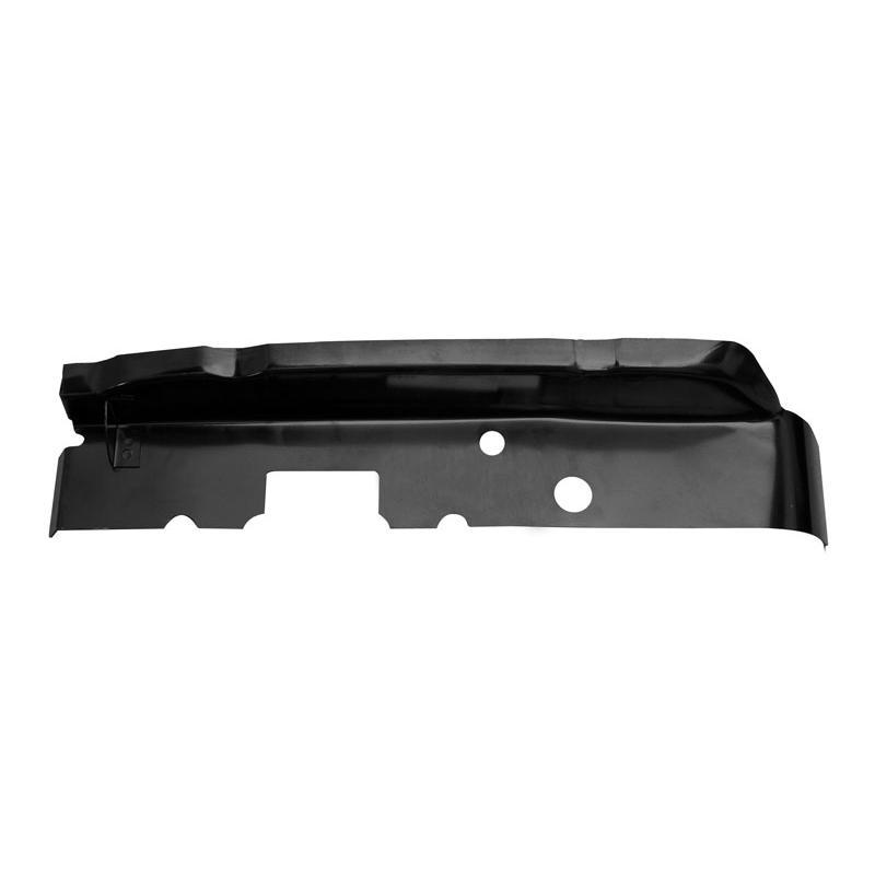 Rear Seat Shelf Brace - 67-69 Camaro