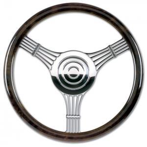Billet Specialties Banjo Half-Wrap Steering Wheel