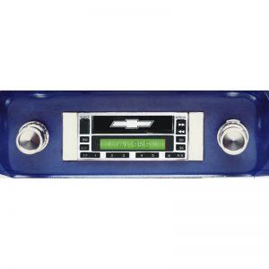 Custom Autosound Radio - 64-66 Chevy & GMC Pickup