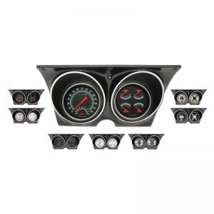 Classic Instruments Gauge Package - 67-68 Camaro