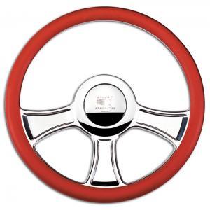Billet Specialties Chicayne Half-Wrap Steering Wheel