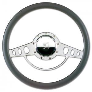 Billet Specialties Classic Half-Wrap Steering Wheel