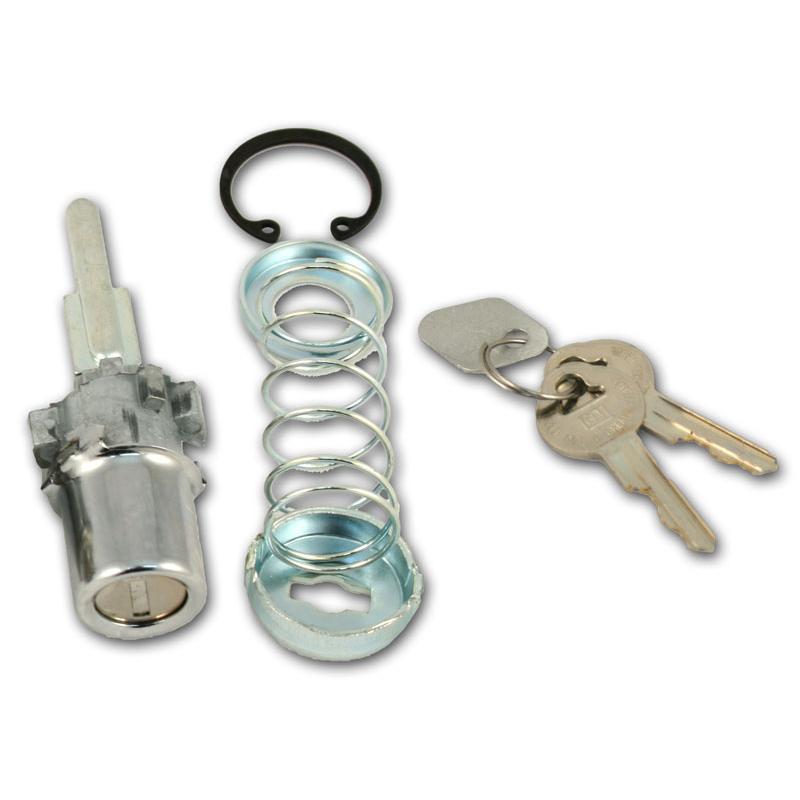 Exterior Door Lock - 47-54 Chevy Pickup 1