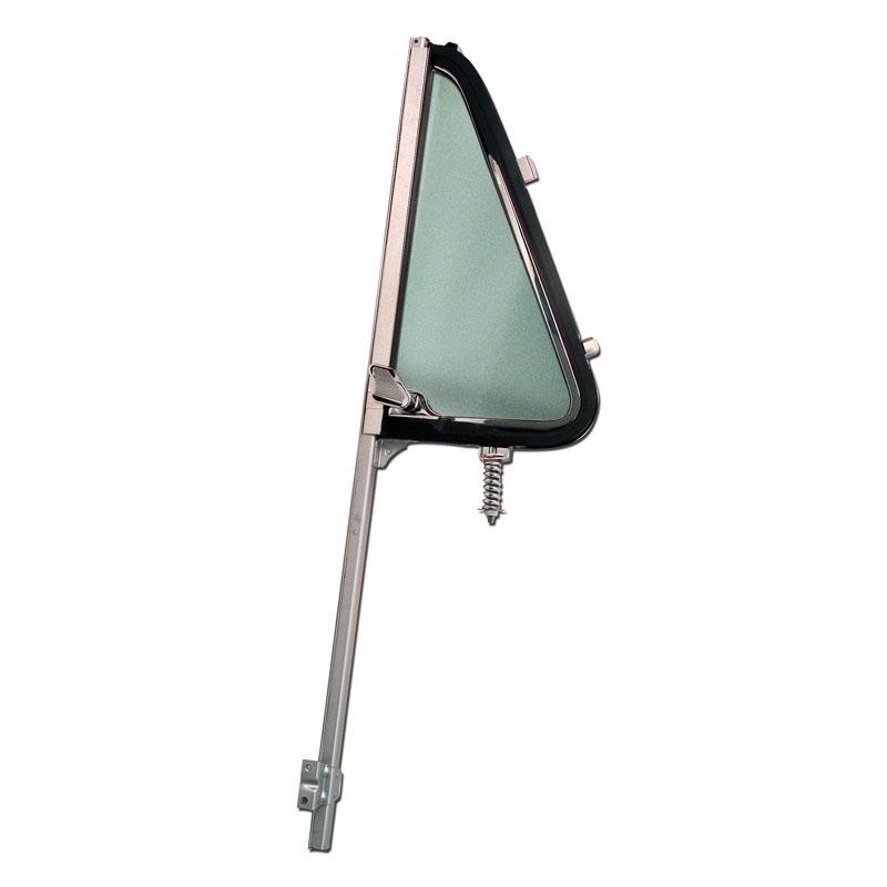Chrome Vent Window Assembly - 64-66 Chevy & GMC Pickup