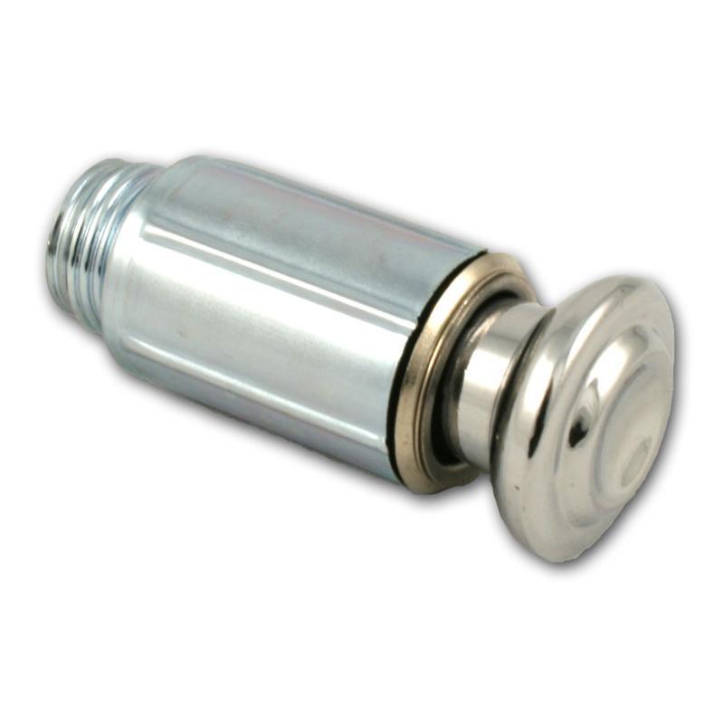 Cigarette Lighter Assembly - Chrome - 55-59 Chevy Pickup 1
