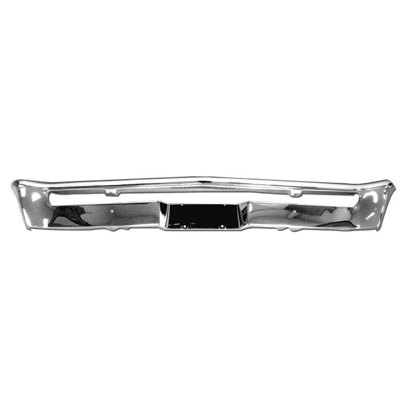 Chrome Front Bumper - 64-67 Chevelle