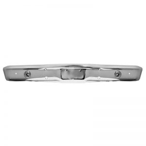 Bumper - Front w/ Driving Lights - Chrome - 67-72 Chevy Pickup