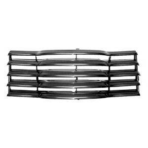 Black Painted Grill - 47-54 Chevy Pickup