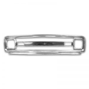 Outer Grill w/o Letters - 67-72 Chevy Pickup